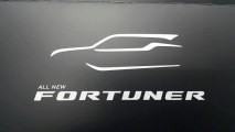 Toyota define data de estreia da próxima geração do SW4