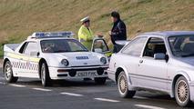 1986 - Ford RS200 de la Police britannique