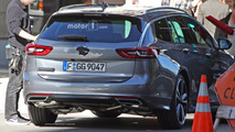 2017 Opel Insignia Sports Tourer spy photo