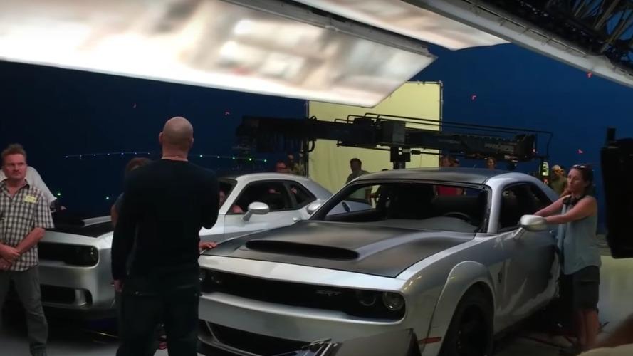La Dodge Challenger SRT Demon dévoilée en vidéo par Vin Diesel ?