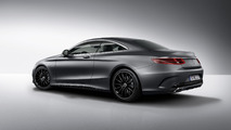 Mercedes S-Class Coupe Night Edition