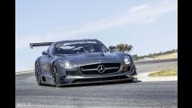 Mercedes Benz SLS AMG GT3