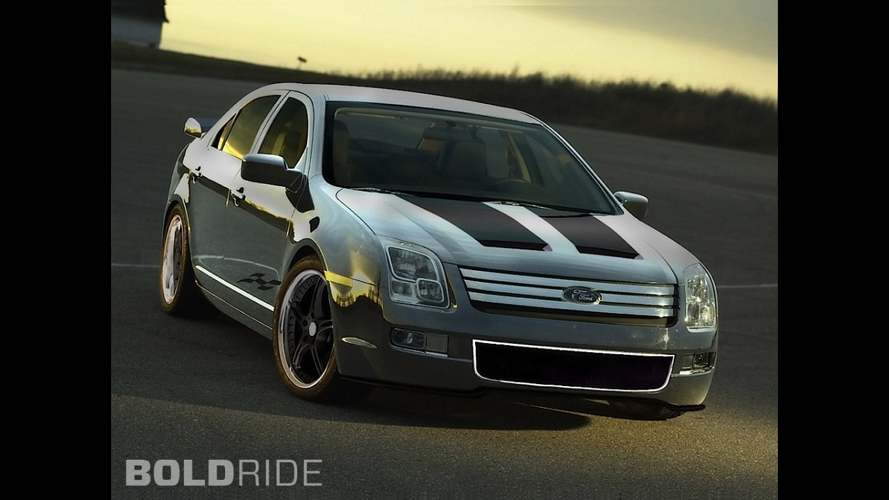Ford Fusion T5 by MRT