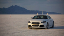 Audi Announces Pikes Peak TTS Autonomous Vehicle [Video]