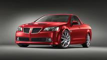 Pontiac G8 ST SEMA Show Car