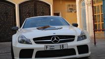 Brabus Stealth 65 based on Mercedes SL65 Black Series 24.05.2010