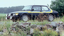 Saab 99 last rally car MY1980, 1600, 09.08.2010