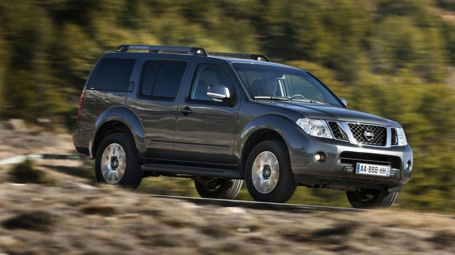 Nissan Pathfinder y Navara 2011
