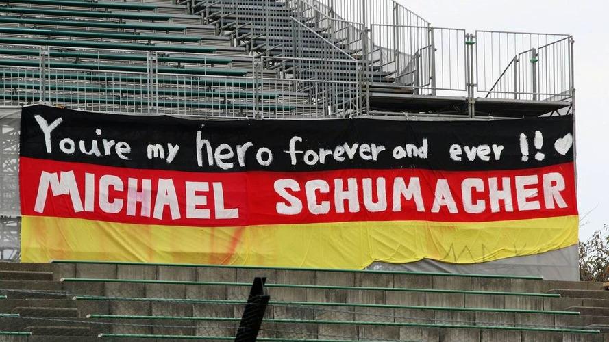 More pundits back Schumacher amid criticism