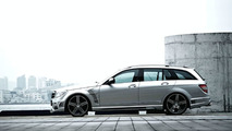 Mercedes C-Class Wagon SPORTS LINE Black Bison Edition by Wald International