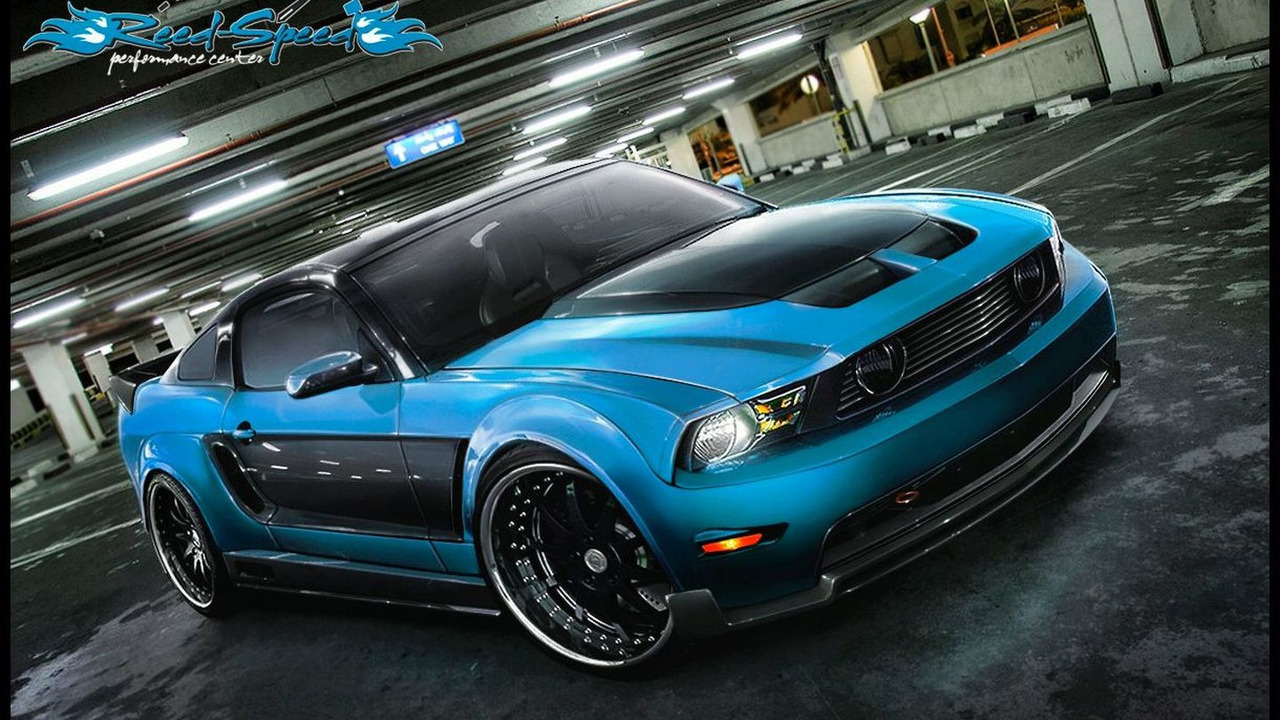 2010 Ford Mustang by Reed Speed