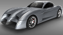 Panoz Abruzzi Spirit of Le Mans revealed
