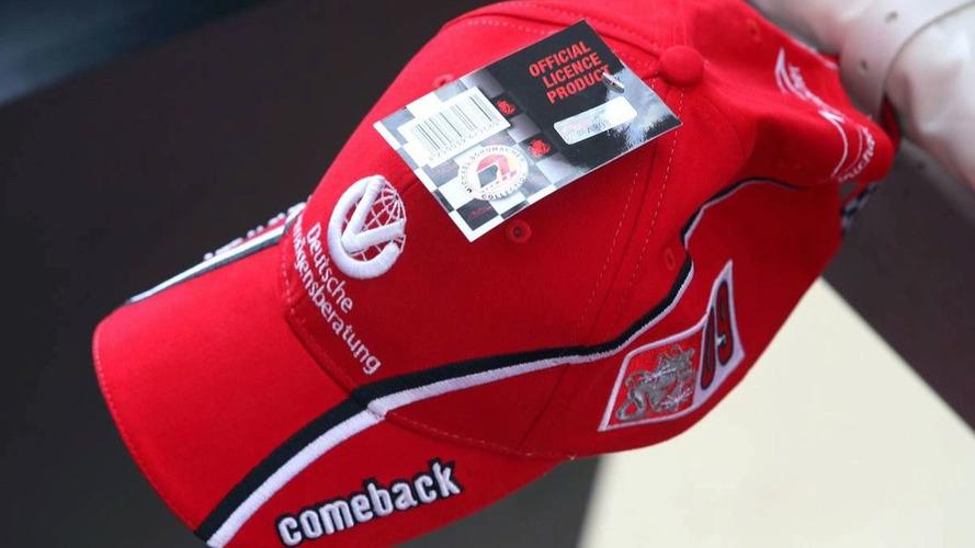 Schumacher's manager quiet on 'comeback' caps
