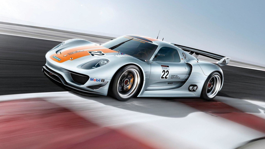 Mid-engined Porsche 960 reportedly to take on Huracan and 488 GTB