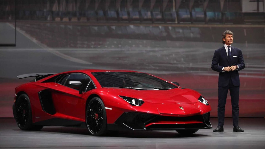 Lamborghini to build only 600 units of Aventador SV