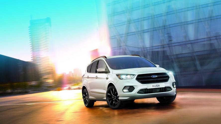 Ford Kuga ST-Line