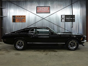 This BOLD 1970 Ford Mustang Mach 1 is on eBay right now