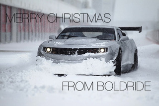 Merry Christmas from BoldRide!