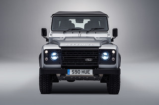 You Can Buy the 2,000,000th Land Rover Ever Built