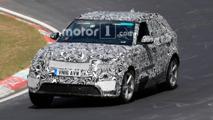 Land Rover Range Rover Sport Coupe Spy Pics