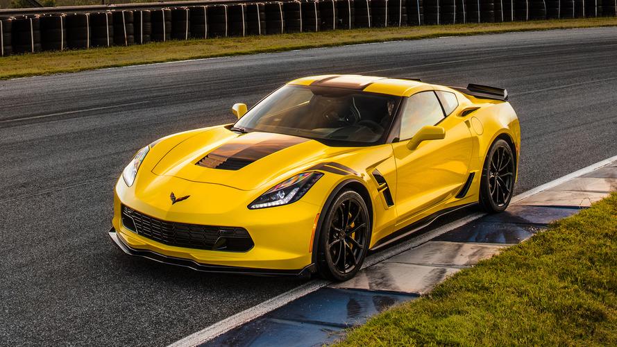 Premier contact - Chevrolet Corvette Grand Sport 2017