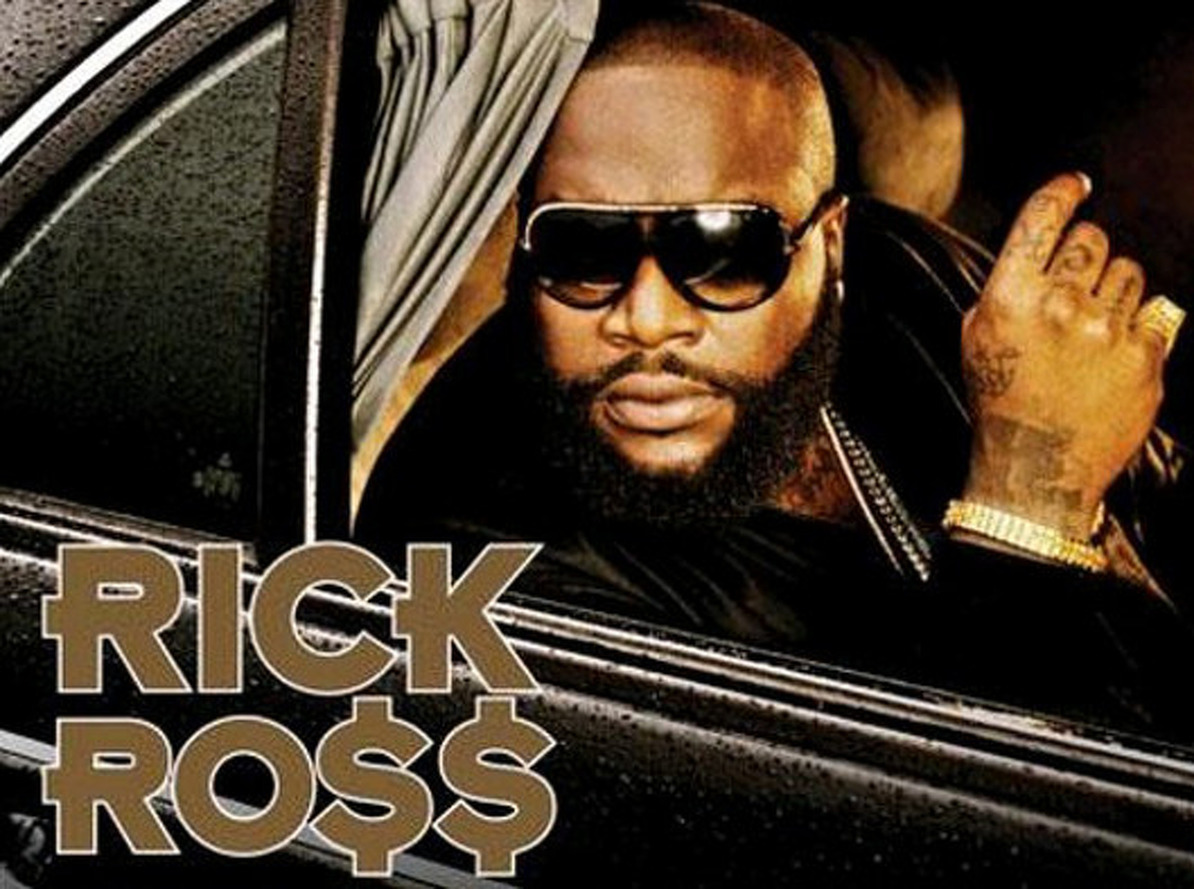 Rick Ross Targeted in Drive-By Shooting, Crashes Rolls-Royce