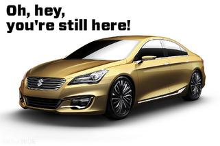 Suzuki Authentics Concept Is An Attractive Proof of Life