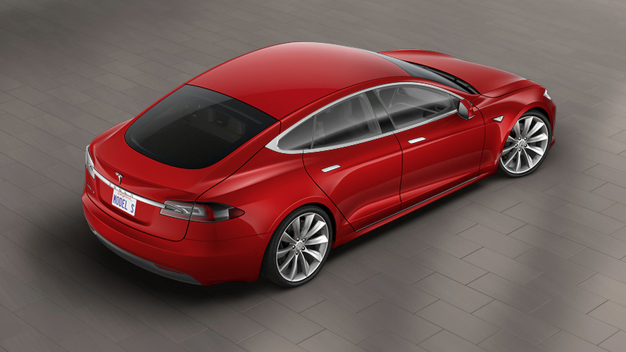 La Model 3 Performance pour 2018 — Tesla