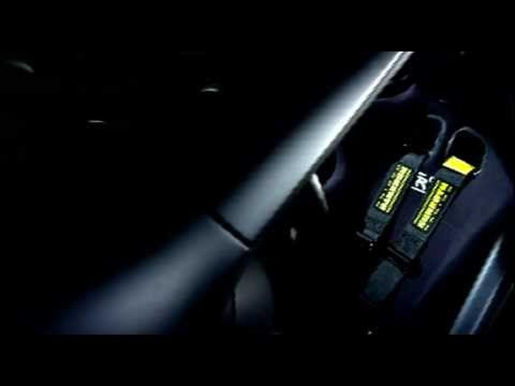 2011 Nissan Juke-R Concept Interior