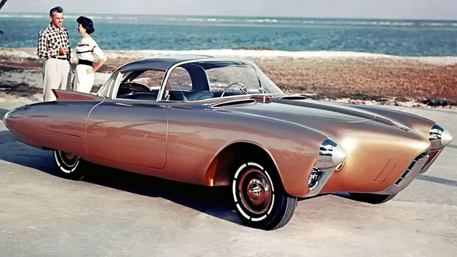 Concept We Forgot: Oldsmobile Golden Rocket