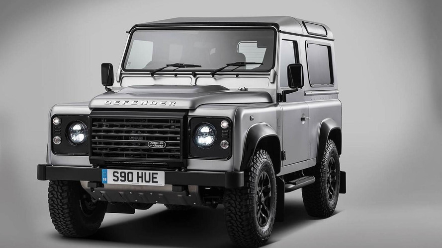 Land Rover celebrates Defender two million production milestone with special one-off [video]