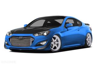 Hyundai, Bisimoto Prepping 1,000HP Genesis Coupe for SEMA