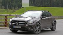 Muhtemel Mercedes GLB Casus Fotoğrafı