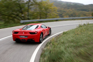 2015 Ferrari 458 Getting the Twin-Turbo Treatment, New Name