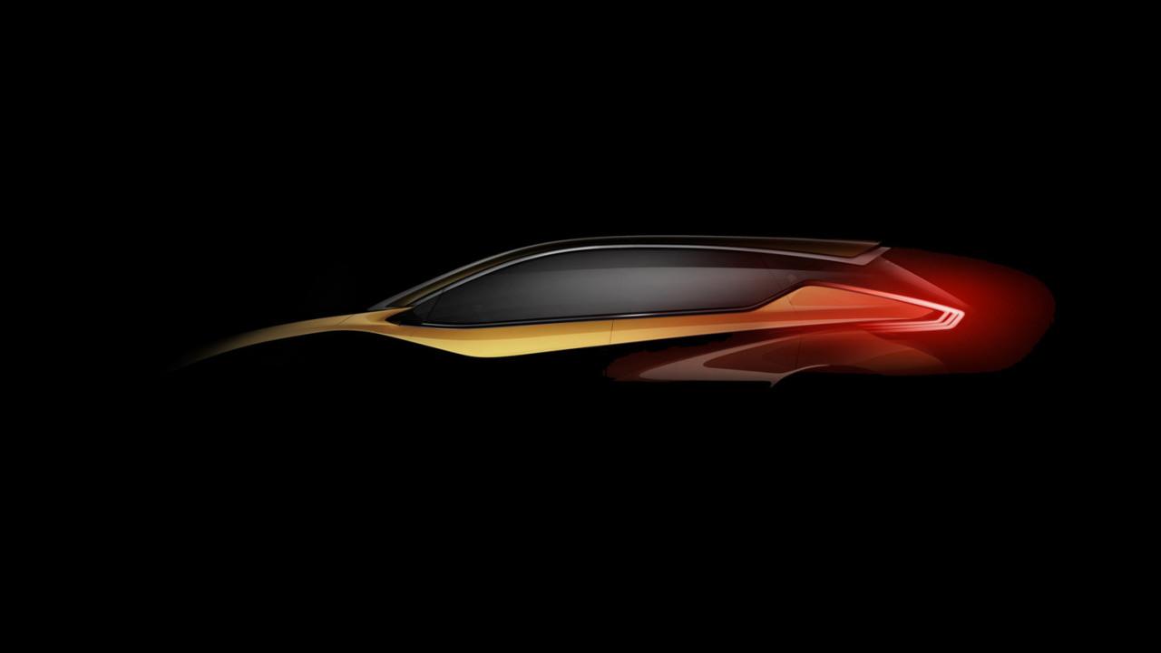 Nissan Resonance. Il teaser