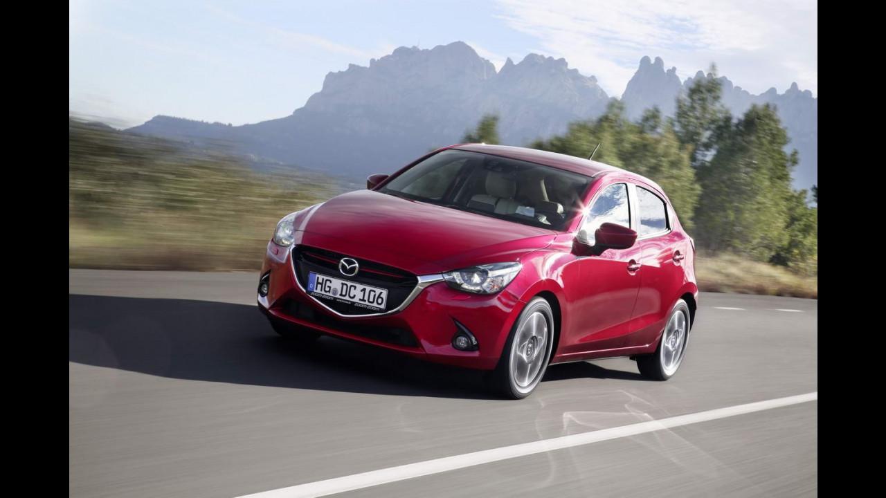 Nuova Mazda2