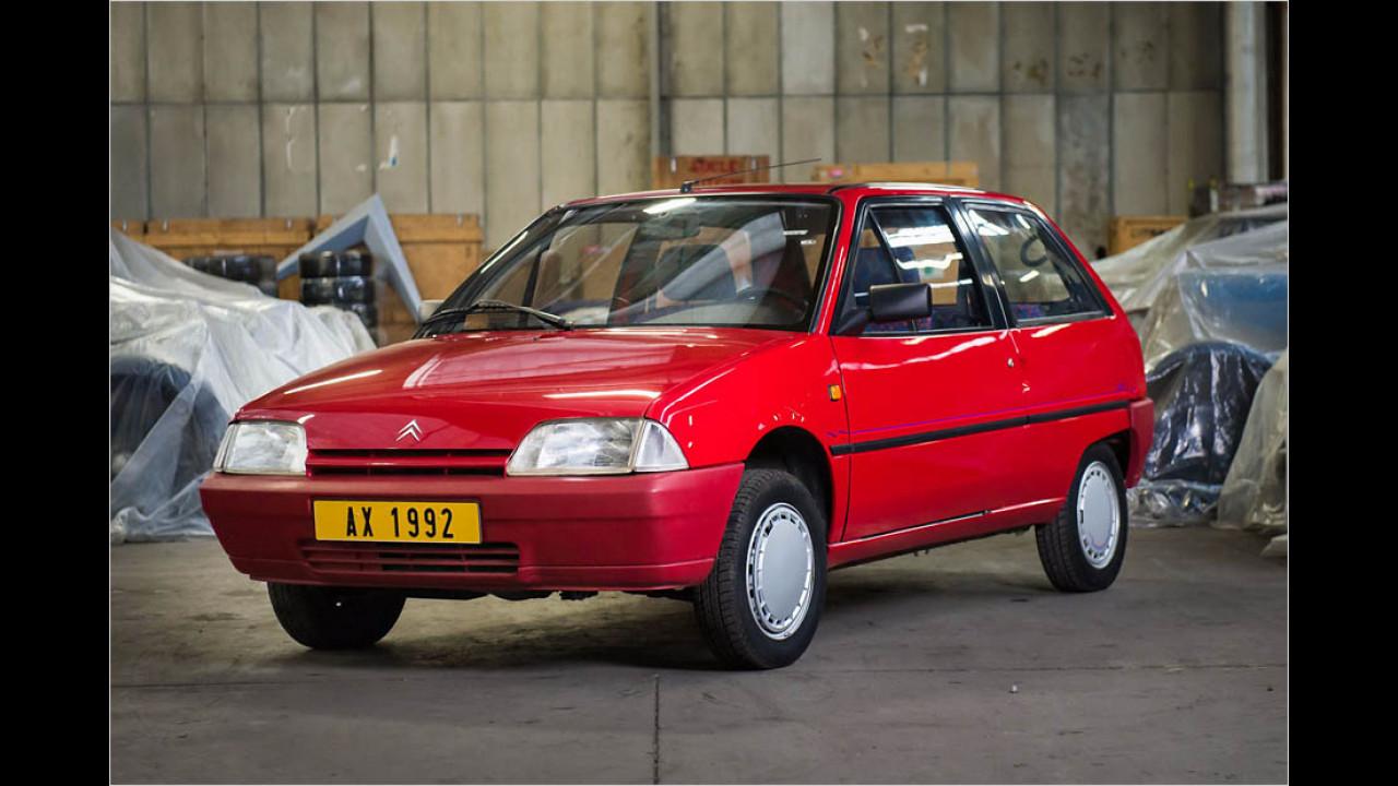 1992 Citroën AX Mutine Dreitürer