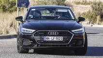 Audi RS7 Sportback Photos espion