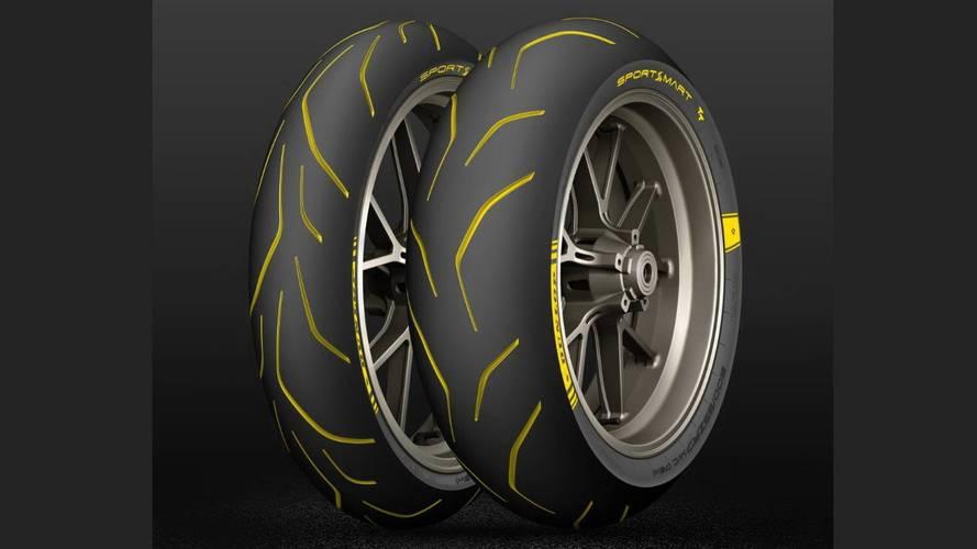 Neumático Dunlop SportSmart TT