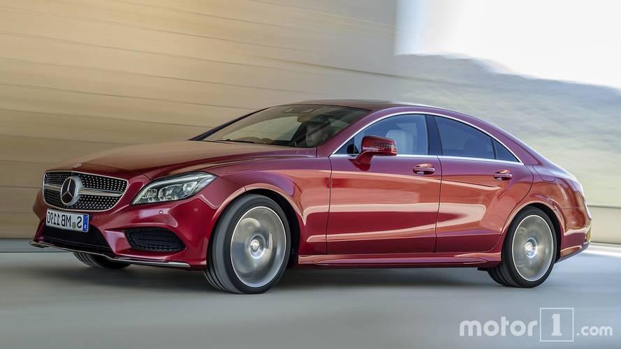Comparativa Mercedes-Benz CLS 2018