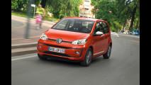 Volkswagen up!, restyling hi-tech