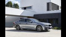 Nuova BMW Serie 5 007