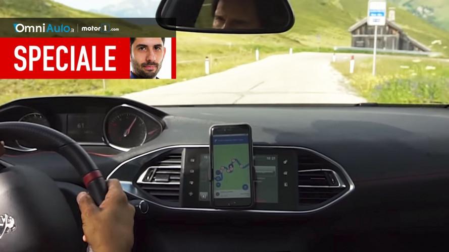 Andreucci CoDrive, l'app per smartphone che