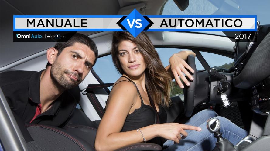 Cambio manuale o automatico? Su un'auto da città si sceglie così [VIDEO]