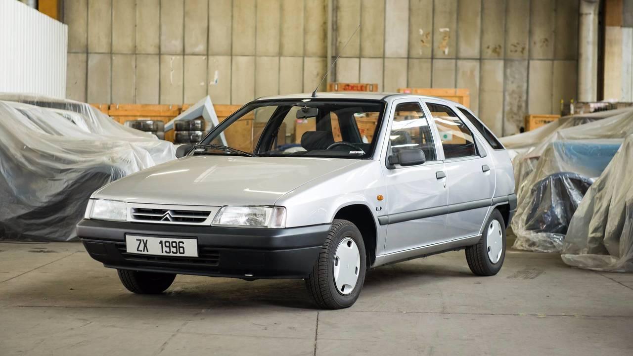 1996 Citroën ZX Berline Reflex 1.9 D Phase 2