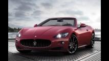 Maserati GranCabrio Sport chega oficialmente ao Brasil custando a partir de R$ 920.000