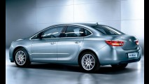 Buick Excelle GT (Novo Astra Sedan europeu) - Todos os detalhes em fotos em alta resolução