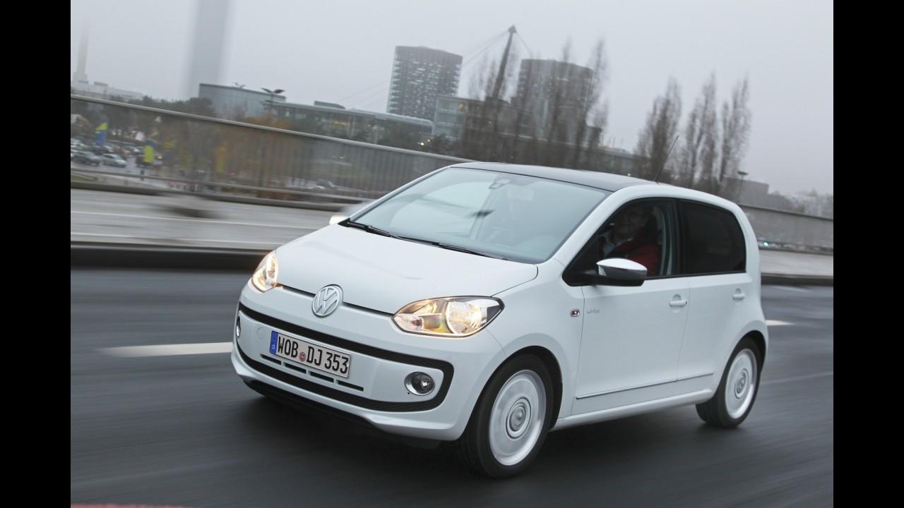 Volkswagen Up! já tem mais de 3 mil pedidos confirmados no Japão