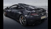 McLaren lança edição especial 650S Coupe Le Mans limitada a 50 unidades