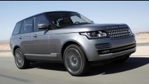 Range Rover Vogue e Sport chegam à linha 2015 mais fortes e equipados